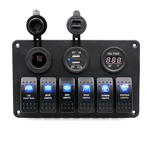 pannello-interruttore-c-est-12v-presa-accendisigari-voltmetro-digitale-6gang-impermeabile-auto-barca
