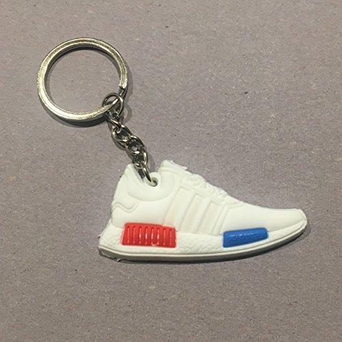 Sneaker Schlüsselanhänger Adi YZY NMD BOOST WEIß Schlüsselanhänger fashion für Sneakerheads,hypebeasts und alle Keyholder Beluga V2 Copper | ProProCo®