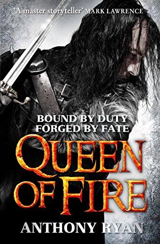 Queen of Fire: Book 3 of Raven's Shadow