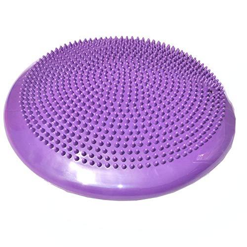 HEEGNPD Yoga Halbkugel Massage Balance Pad Fitnessgerät Physical Exercise Ball Punkt Massage-Matte Übung Balancepunkt Knöchel,2