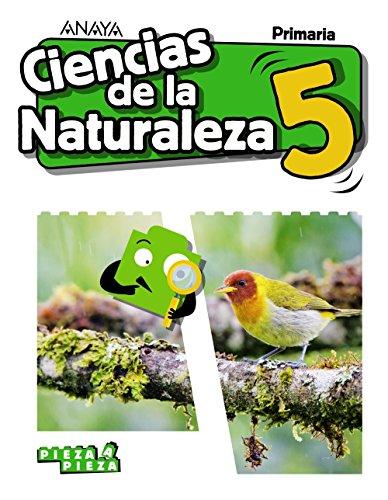 Ciencias de la Naturaleza 5. (Pieza a Pieza)