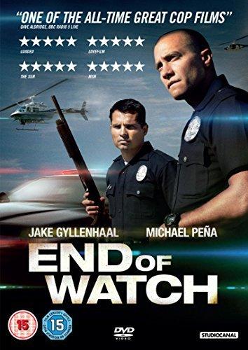 End of Watch [DVD] [2012] by Jake Gyllenhaal