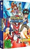 Digimon Fusion (Folge 16-30 im 3 Disc Set) [Import allemand]