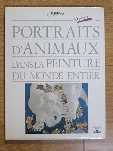 Portraits d'animaux dans la peinture du monde entier