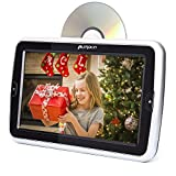 Lettore DVD per auto poggiatesta si infila dvd con schermo 10.1 Pollici, dvd portatile per auto poggiatesta Con l'adattatore AC, Porta HDMI /USB /SD /AV-IN /AV-OUT, 18 mesi di garanzia.