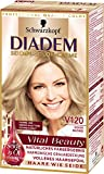Diadem Seiden-Color-Creme V120 Beige Blond Vital Beauty, 3er Pack (3 x 142 ml)