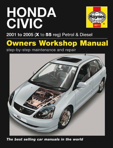 honda-civic-14i-14i-vtec-16i-ls-17i-ctdi-2001-2005-haynes-manual