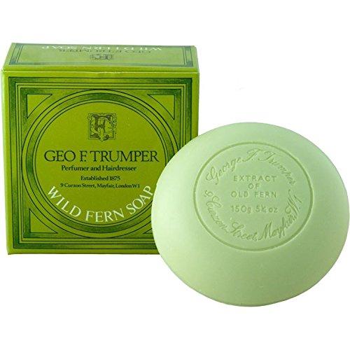 Geo F.Trumper Wild Fern Bath and Hand Soap 150gr
