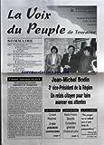 Telecharger Livres VOIX DU PEUPLE DE TOURAINE LA No 2851 du 10 04 1998 SOMMAIRE COMITE NATIONAL DU PCF PRENDRE L ENSEMBLE DU MESSAGE REFLEXION ET ELABORATION SUR 10 POINTS FORTS DU PROJET COMMUNISTE SOLIDARITE ALGERIE SANTE PRENEZ LA PAROLE INTERVIEW MARIE FRANCE BEAUFILS CONSEIL GENERAL UN EXECUTIF MODIFIE CUMUL ACTU ENTREPRISES LIOTARD DE VITROLLES A SAINT PIERRE POUR L EMPLOI BUDGET FRANCE RAISON AUX SALARIES LOI CONTRE L EXCLUSION POINT DE VUE DE MARIE JO JOLY REGIO (PDF,EPUB,MOBI) gratuits en Francaise