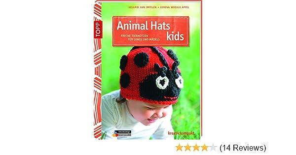 Animal Hats Kids Freche Tiermützen Für Jungs Und Mädels Kreativ