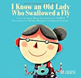 I know an old lady who swallowed a fly - Livre + CD