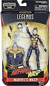 Marvel Legends Series Avengers - Figura de Marvel Wasp (15,2 cm)