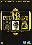 Complete collection of the series looking at musicals released from the MGM studios. Volume one contains highlights from musicals between 1929 and 1958 - many of the clips are introduced by the stars who performed in them. Volume two is presented by ...