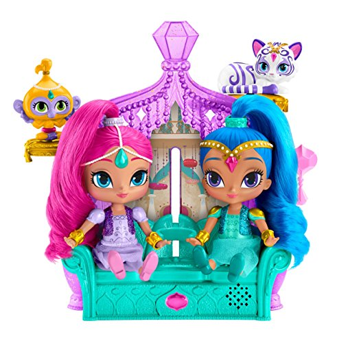 Shimmer and Shine DGL73 Conjunto de Juego Float/Sing Palace Friends