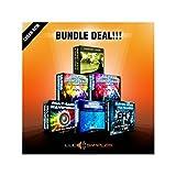 Multi Synth Sounds Bundle - Huge Collection of Quality Synth Sounds - Multi Synth Sounds Bundle ist eine umfassende Sammlung von 225 hochwertige Multi-Sampled Sounds vom Virus TI & Nord Lead 3 Hardware-Synthesizers. Dieses spezielle Set en... [WAV] [DVD non-BOX]