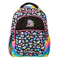 Smiggle Express Kids School Backpack for Boys & Girls with Laptop Compartment & Dual Drink Bottle Sleeves