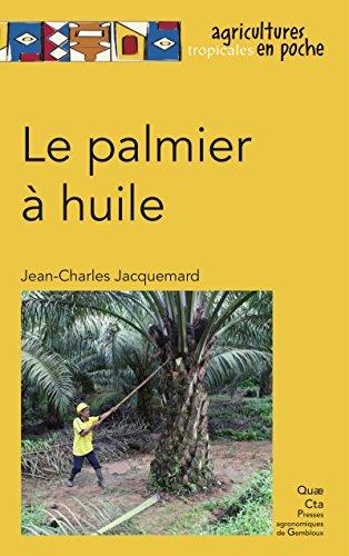 Couverture du livre Le palmier à huile