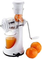 Primelife Combo of White Power Free Hand Juicer + Power Free Hand Blender Color May Vary