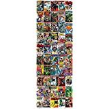 GB eye 53 x 158 cm DC Comics Covers Door Poster, Assorted