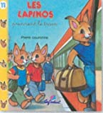 Lapinos prennet le train - Lapinos