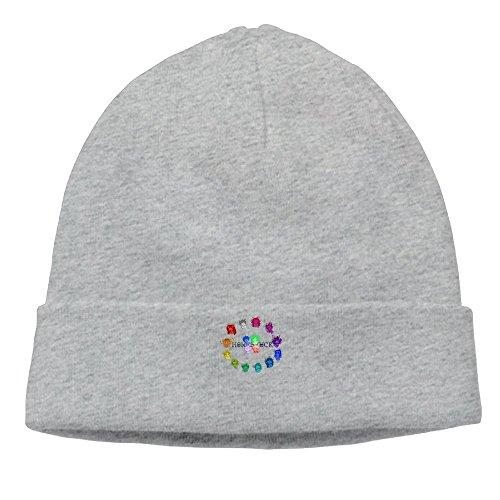 2ae2a14e490 all Zodiac Beanie Hats Fashion Vintage r n Stocking Unisex