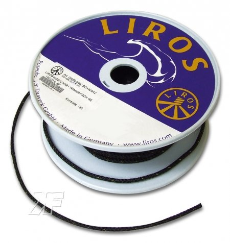 Preisvergleich Produktbild (3.90)EUR pro m) LIROS MAGIC HIGH Trimmleine 4mm für Power XT+XTR Meterware