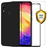 ANEWSIR for Xiaomi redmi note 7 Screen Protector and Case