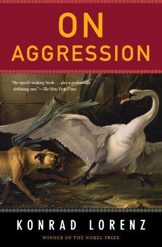 On Aggression (Harvest Book, Hb 291) by Konrad Lorenz (1974-10-23)