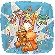 Folienballon<br>Happy Birthday<br>ca. 45 cm