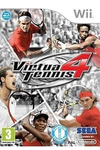 Virtua Tennis 4 (Wii))