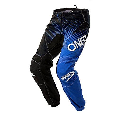 ONeal-Element-Cuissard-long-bleu-noir-Modele-34-2018-Cuissard-long-vtt