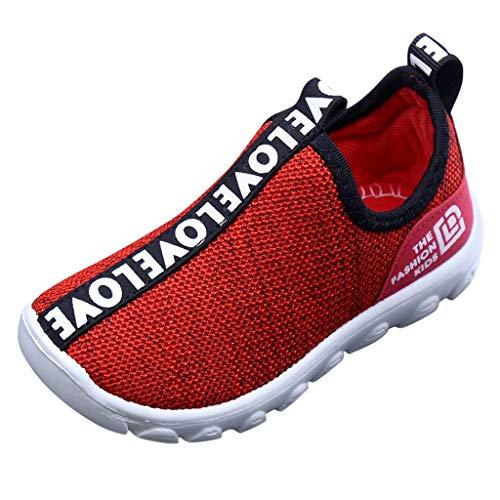 Patent Croc (FATESHOP Show_Kinderschuhe Atmungsaktiv Turnschuhe Jungen Hallenschuhe Kinder Sneaker Mädchen Bequeme Schuhe Outdoor Laufschuhe für Unisex-Kinder 28-40)