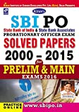 SBI P.O.(Probationary Officer) Exam Solved Papers  - 1655