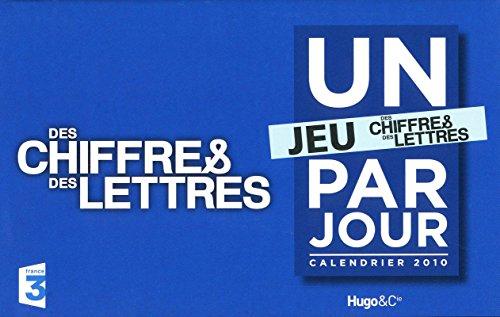 UN JEU DES CHIFFRES ET DES LETTRES PAR JOUR 2010