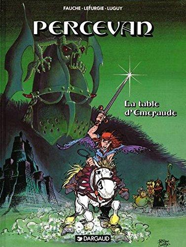 Percevan, tome 8 : La Table d'Emeraude