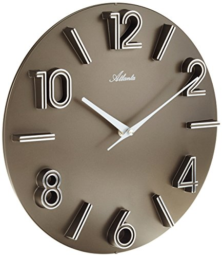 Atlanta Relojes de Pared Analog 4397 – 3
