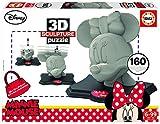 Minnie Mouse - Puzzle 3D escultura (Educa Borrás 16970)