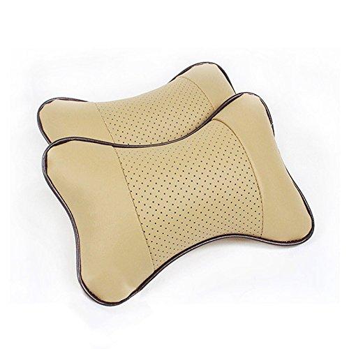 Preisvergleich Produktbild Symbat 2 Stück Atmungsaktivität Auto Auto Kopfkissen Kopfkissen Rückenkissen Kopfkissen Rückenkissen Auto Zubehör