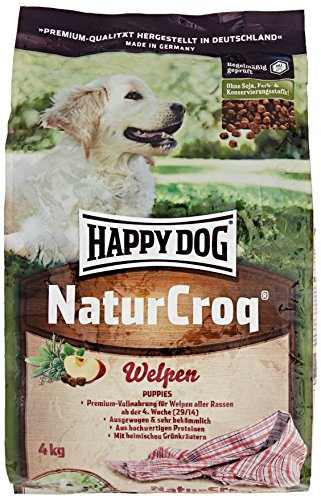 Happy Dog Hundefutter NaturCroq Welpen