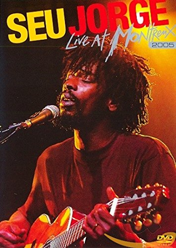 Seu Jorge - Live At Montreux - Sicherheit-video-direct