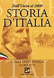 Storia d'Italia - Dall'unità d'Italia a GiolittiVolume01
