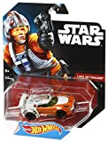 Hot Wheels Star Wars Luke Skywalker Character Car by Mattel
