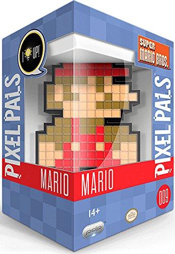 Pixel Pals de Super Mario de 8 Bit