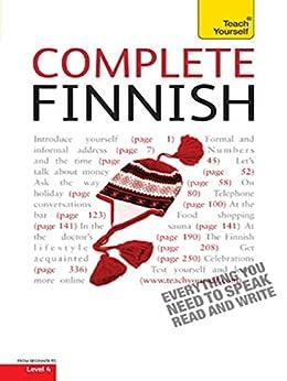 Complete Finnish Beginner to Intermediate Course: Enhanced eBook: New edition (Teach Yourself Audio eBooks) by [Leney, Terttu]