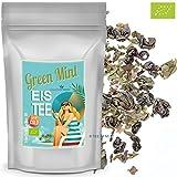 Eistee Green Mint - Grüner Tee mit Nana Minze - BIO (100 Gramm)