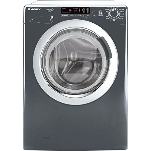 Candy GVS1410C3R A+++ Rated Freestanding Washing Machine - Graphite Best Price and Cheapest