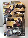 2016 Nascar Authentics 1:64 Batman Vs Superman: Dawn Of Justice Jimmie Johnson #48 Superman Edition #1 Of 2 1/64 Scale Diecast Nascar Authentics With One In A Series Of Two Collector Card
