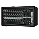 Behringer PMP1680S Europower 10 channel 1600W Powered Mixer Amp