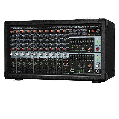 Behringer PMP2000D Europower 2000W Powered Mixer