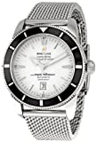 BREITLING SUPEROCEAN HERITAGE 46 MEN'S STAINLESS STEEL CASE UHR A1732024/G642